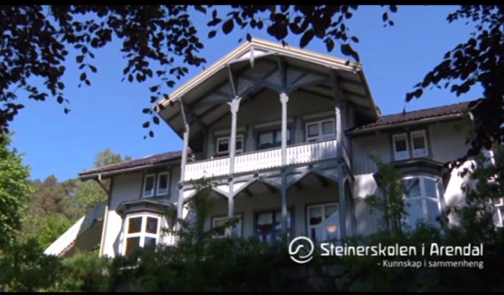 Nydelig film fra Steinerskolen i Arendal – anbefales!
